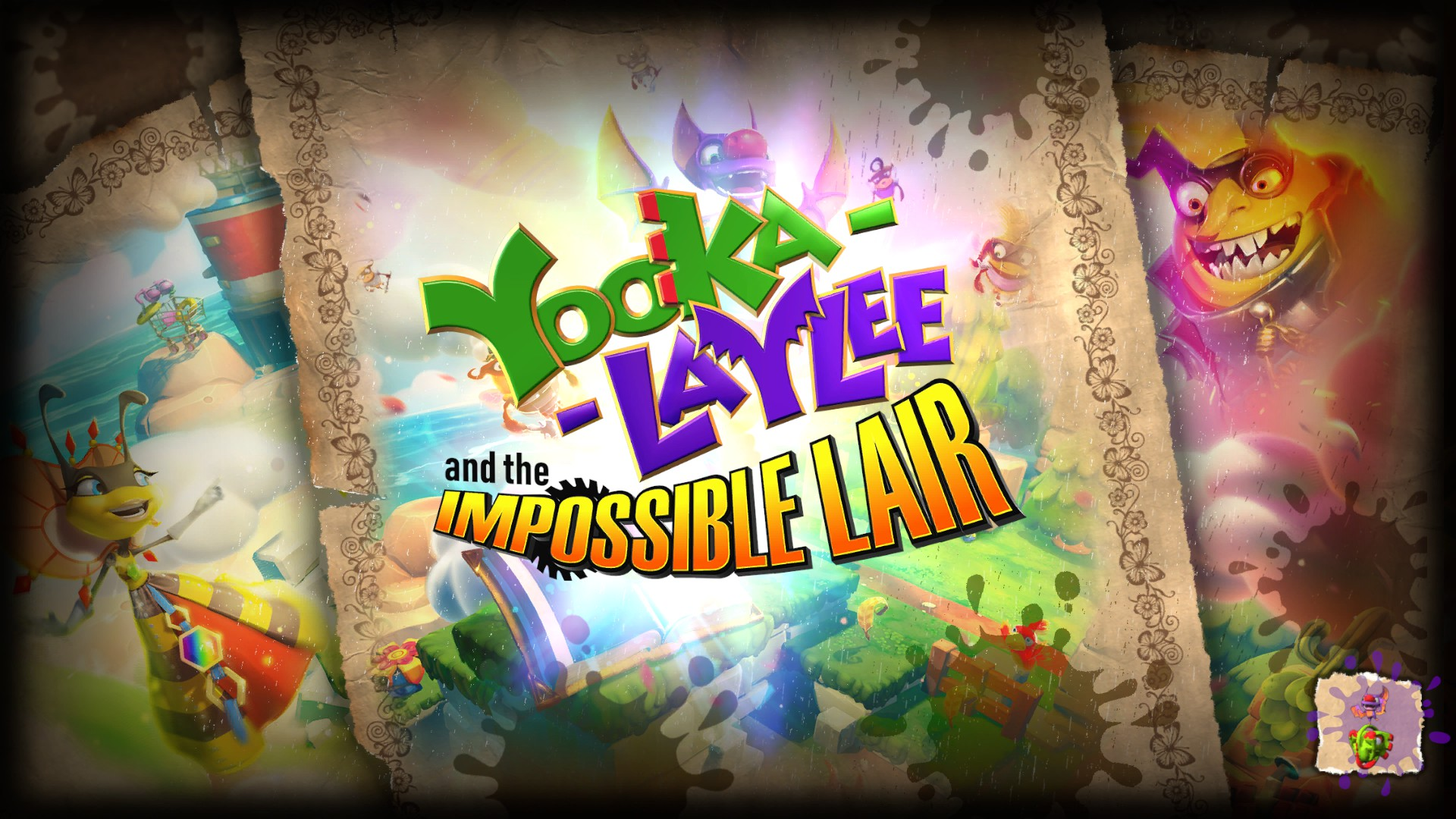 Yooka-Laylee and the Impossible Lair inceleme