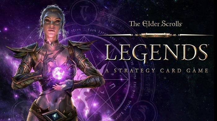 The Elder Scrolls: Legends kapak cover