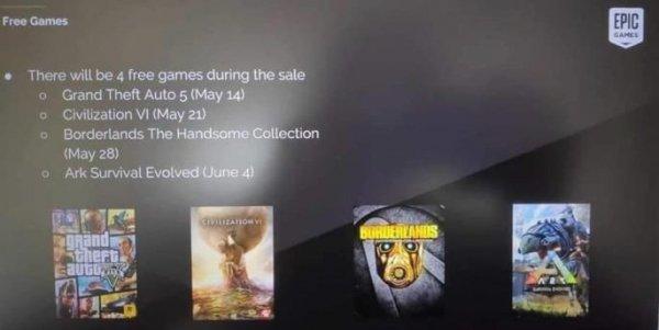 3 ücretsiz Epic Games oyunu