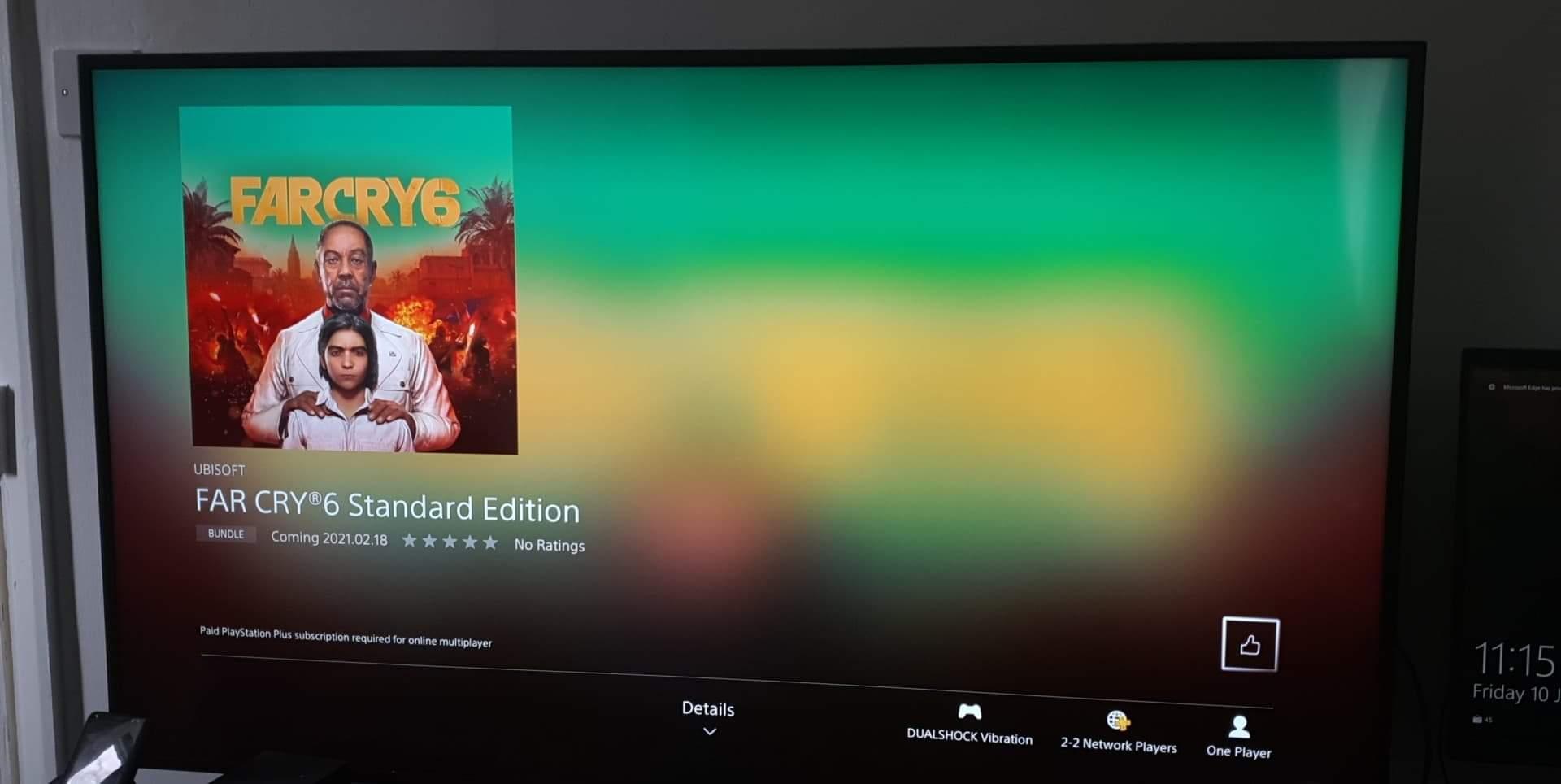 Far Cry 6 bilgiler