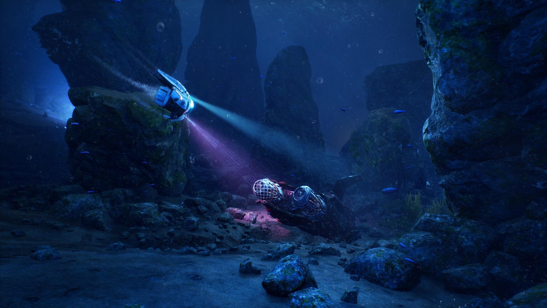 Aquanox Deep Descent inceleme 2