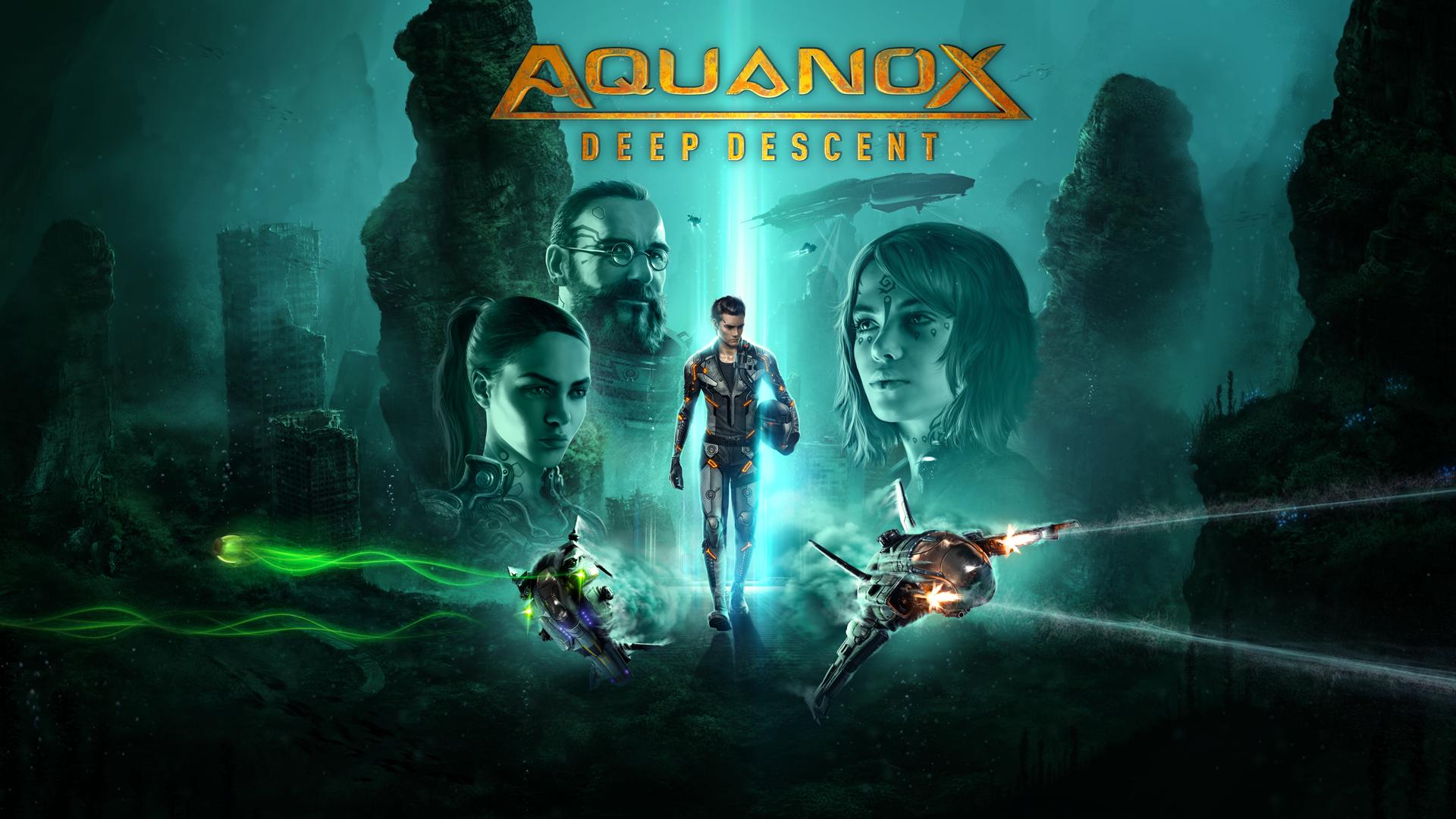 Aquanox Deep Descent inceleme