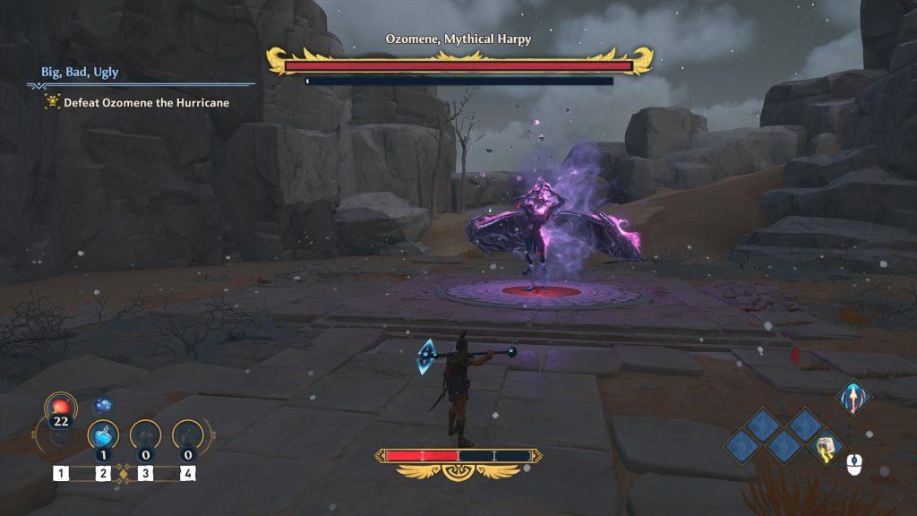 Immortals Fenyx Rising inceleme