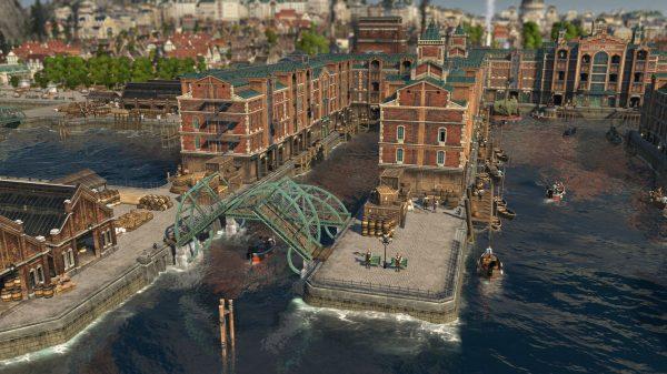 Anno 1800 Docklands inceleme