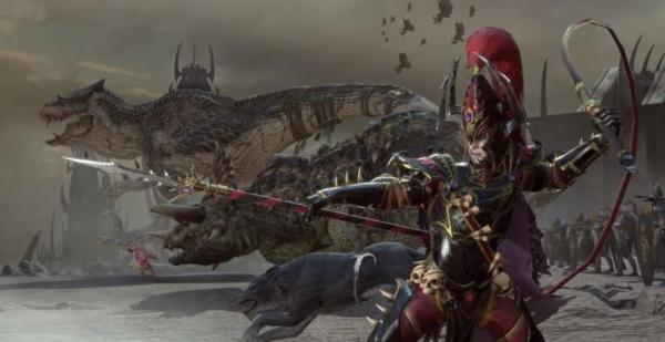 Total War Warhammer 2 bedava
