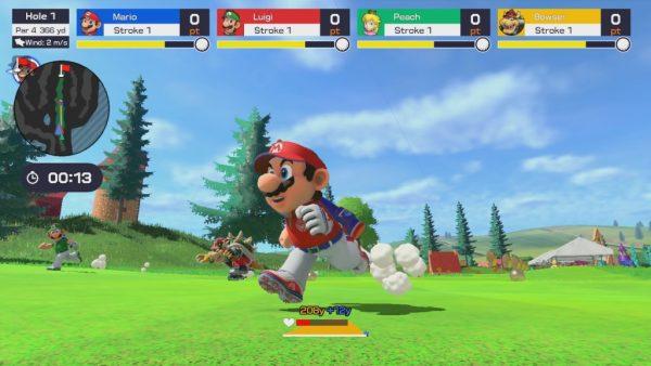Mario Golf Super Rush inceleme